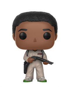x_fk21485 Stranger Things POP! TV Vinyl Figure Lucas Ghostbuster 9 cm
