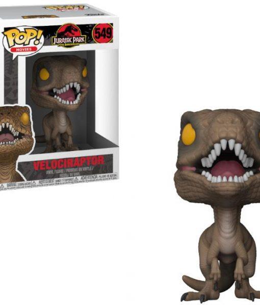 x_fk26735 Jurassic Park POP! Movies Vinyl Figure Velociraptor 9 cm