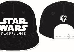 x_acrologcp001 Star Wars Rogue One Adjustable Cap Logo