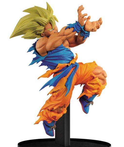 x_banp26705 Dragonball Z BWFC Vol. 1 Figure Goku by Hiroyuki Nakazawa 16 cm