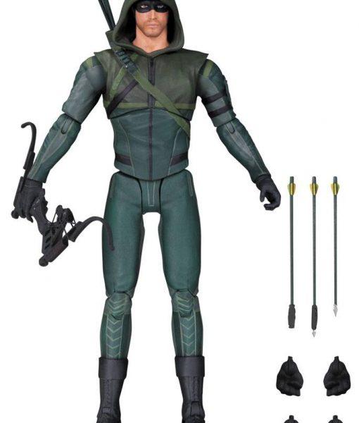 x_dccsep150339 Arrow Action Figure Season 3 Arrow 17 cm