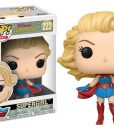 x_fk22894 DC Comics Bombshells POP! Heroes Vinyl Figure Supergirl 9 cm