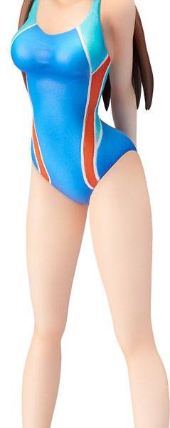 x_free29671 Idolmaster Cinderella Girls Plastic Model Kit 1/12 Minami Nitta Swimsuit Ver. 14 cm