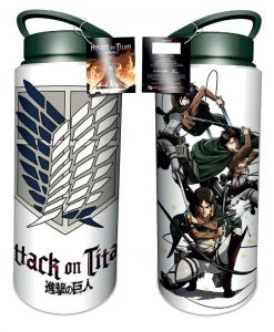 x_gye-dba0024 Attack on Titan Drink Bottle Scouts