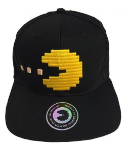 x_lc24115 Pac-Man Snapback Cap Lootchest Exclusive