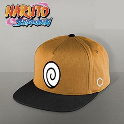 x_pcmsb001nat Naruto Snap Back Cap Naruto
