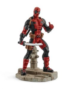 x_sch21511 Marvel Comics Figure Deadpool 10 cm