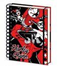x_sr72109 DC Comics Notebook A5 Harley Quinn