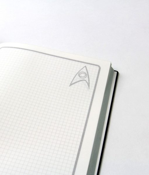x_stol202 Star Trek TOS Spock Journal