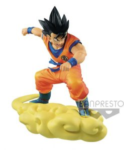 x_banp26717 Dragonball Z Figure Son Goku on Flying Nimbus 18 cm