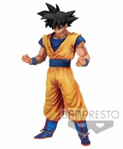 x_banp26720 Dragonball Z Grandista Resolution of Soldiers Figure Son Goku Ver. 2 28 cm