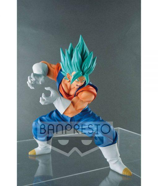 x_banp26729 Dragonball Super Final Kamehame-Ha Figure Super Saiyan Blue Vegetto 16 cm