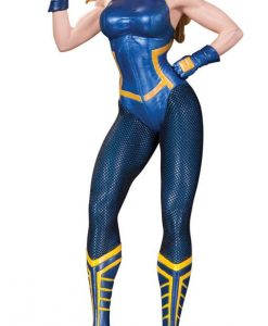 x_dccjul150350 DC Comics Cover Girls Statue Black Canary 25 cm
