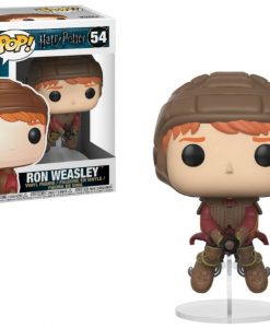 x_fk26721 Harry Potter POP! Movies Vinyl Figure Ron on Broom 9 cm
