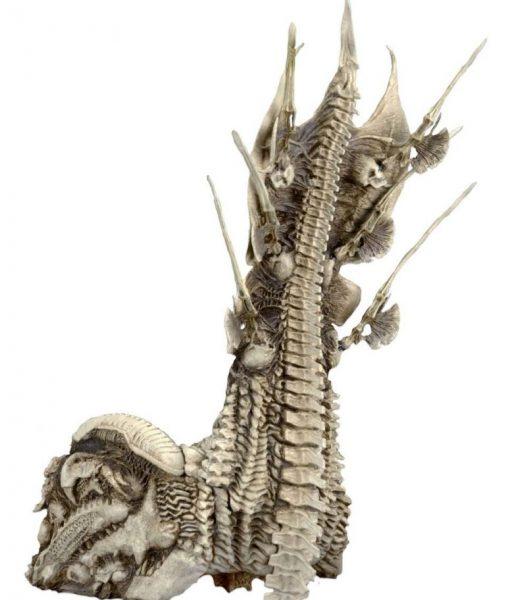 x_neca51564 Predator Diorama Bone Throne 35 cm