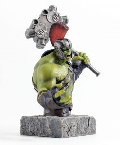 x_smb002 Thor Ragnarok Bust 1/6 Hulk 24 cm