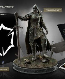 x_tri00628 For Honor Apollyon Edition PVC Statue 35 cm