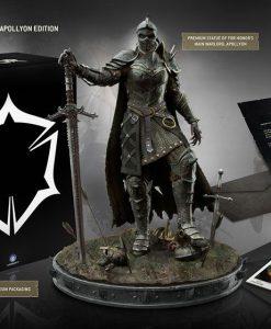 x_tri00628 For Honor Apollyon Edition PVC Statue 35 cm