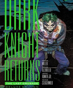 x_dcaug160319 DC Comics Comic Book Dark Knight Returns The Last Crusade by Frank Miller english