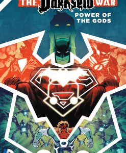 x_dcdec150327 DC Comics Comic Book Justice League The Darkseid War Power Of The Gods by Geoff Johns english