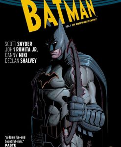 x_dcjan170374 DC Comics Comic Book All Star Batman Vol. 1 My Own Worst Enemy by Scott Snyder english