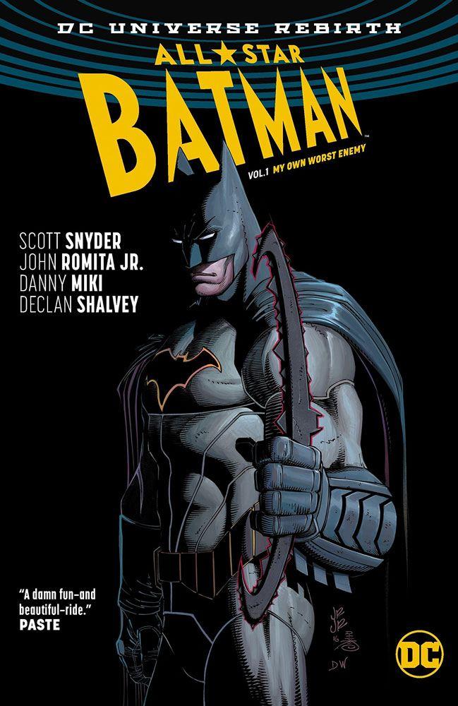 x dcjan170374 DC Comics Comic Book All Star Batman Vol. 1 My Own Worst  Enemy by 478323e46d