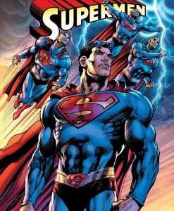 x_dcjul160421 DC Comics Comic Book Superman The Coming of the Supermen by Neal Adams english