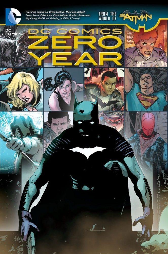 x dcjun140263 DC Comics Comic Book Batman Zero Year (The New 52) by Scott  Snyder ba61d1df2c