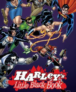 x_dcmay170341 DC Comics Comic Book Harleys Little Black Book by Jimmy Palmiotti english