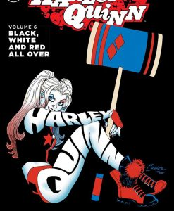 x_dcsep160346 DC Comics Comic Book Harley Quinn Vol. 6 by Amanda Conner english