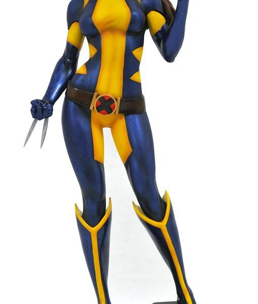 x_diamnov172443 Marvel Gallery PVC Statue X-23 23 cm