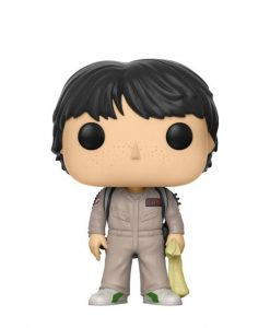 x_fk21486 Stranger Things POP! TV Vinyl Figure Mike Ghostbuster 9 cm