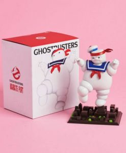 x_lc196727 Ghostbusters Vinyl Figure Stay Puft Marshmallow Man / Karate Puft LC Exclusive 15 cm