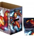 x_neca61484 Marvel Comics Storage Boxes Iron Man Flight 23 x 29 x 39 cm x_neca61484 Marvel Comics Storage Boxes Iron Man Flight 23 x 29 x 39 cm