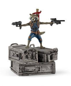 x_sch21514 Guardians of the Galaxy 2 Figure Rocket & Groot 10 cm