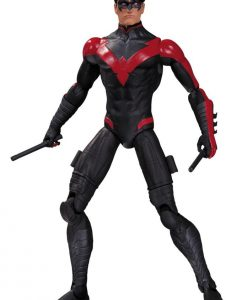 x_dccnov140358 DC Comics The New 52 Action Figure Nightwing 17 cm