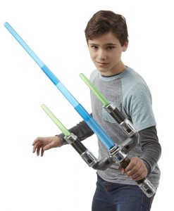 x_hasb2949 Star Wars Electronic Lightsaber BladeBuilders 2015 Jedi Master