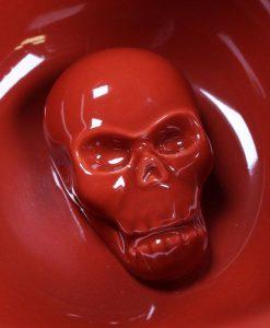 x_hmb-mugdcc01 Resident Evil Hidden 3D Mug Skull
