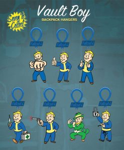 x_jtfa-3600_a Fallout 4 PVC Backpack Hangers Mystery Bags