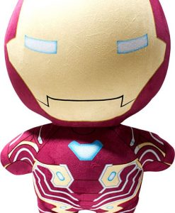 x_mvl-cl-30in-irn Marvel Inflate-A-Heroes Inflatable Plush Figure Iron Man 76 cm