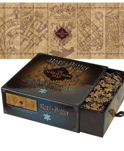 x_nob9457 Harry Potter Jigsaw Puzzle The Marauder's Map Cover