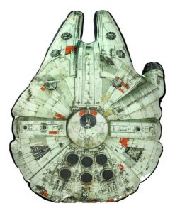 x_sdtsdt27587 Star Wars Pillow Millennium Falcon 58 cm