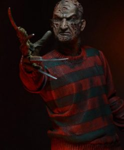 xneca39759 Nightmare on Elm Street Action Figure 30th Anniversary Ultimate Freddy Krueger 18 cm