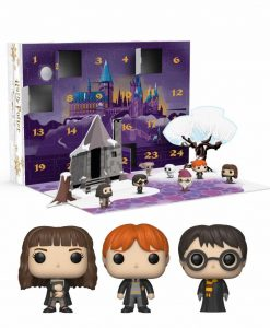 Harry Potter Pocket POP! Figura - Adventi Kalendáriuma