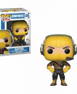 x_fk36823 Fortnite Games Funko POP! figura - Raptor 9 cm