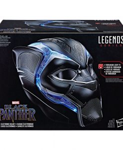 x_hase1971_a x_hase1971 Marvel Legends - Elektromos Black Panther Maszk