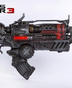 x_tri0004 Gears of War 3 Replica 1/1 Locust Hammerburst II 89 cm
