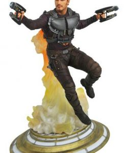 d_diamjun182326 Marvel Gallery PVC Szobor - Guardians of the Galaxy Vol. 2 Maskless Star-Lord 28 cm