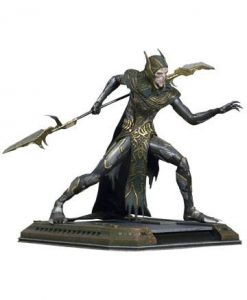 d_diamnov182282 Avengers Infinity War Marvel Movie Gallery PVC Statue Corvus Glaive 20 cm
