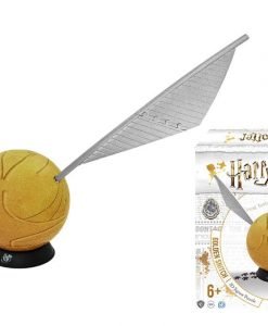 x_4d30012 Harry Potter 3D Puzzle Golden Snitch (244 darabos)